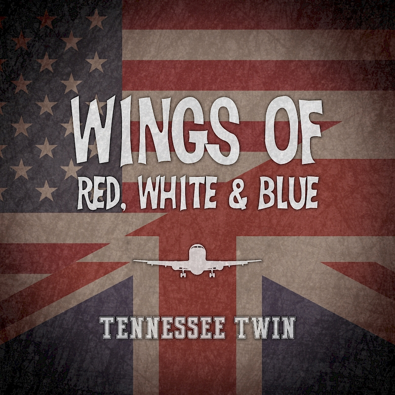 Thumbnail Image for Wings Of Red, White & Blue - Single