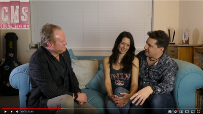 Preview image of The Country Music Showcase Sound & Vision Interview! blog post