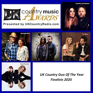 Preview image of Finalists in the UK Country Music Awards!!! blog post